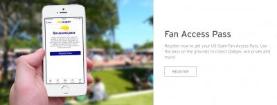 fan access pass