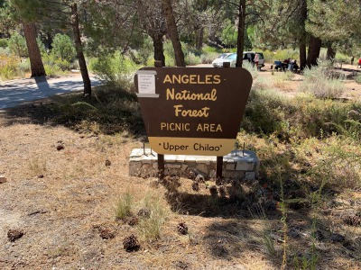 Chilao Picnic area photo