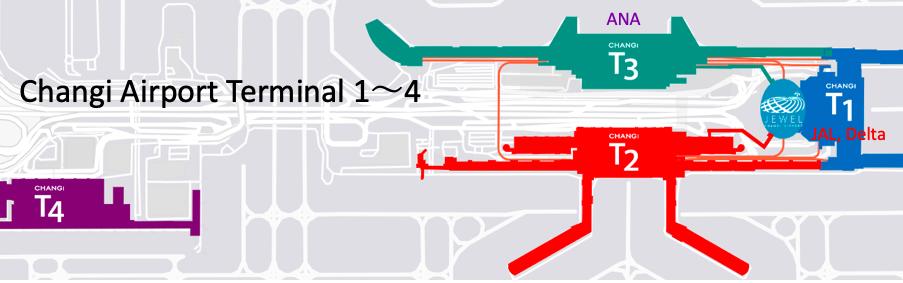 singapore terminal map