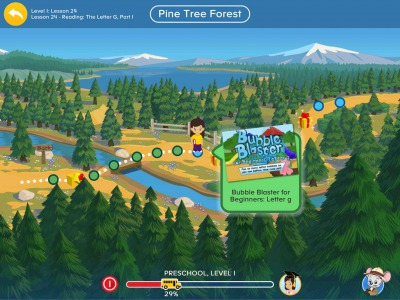 ABC Mouse Learning Path
