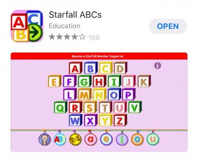 starfall app