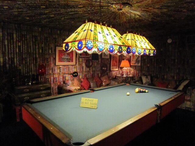 Elvis billiard