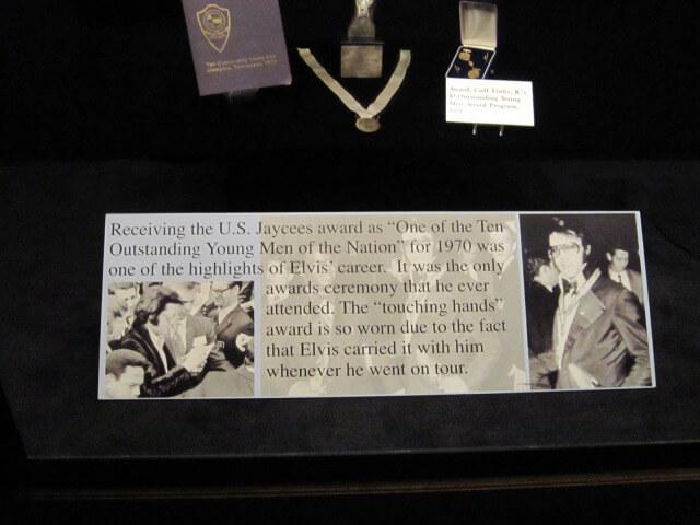 Elvis award