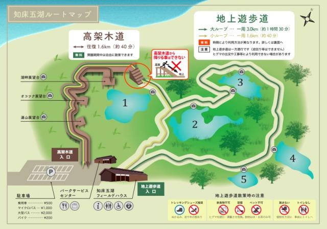 siretoko goko map