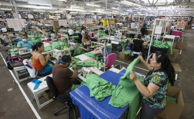 LA Apparel Factory