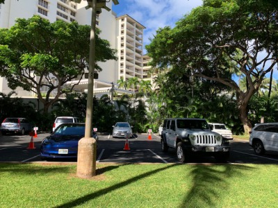 koolina parking